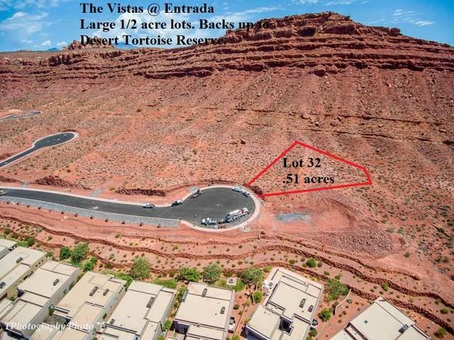 Kachina Vistas Dr #32, Santa Clara, UT 84770 (MLS #20-213818) :: The Real Estate Collective