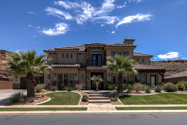 2888 Auburn Dr, St George, UT 84790 (MLS #20-213865) :: Diamond Group