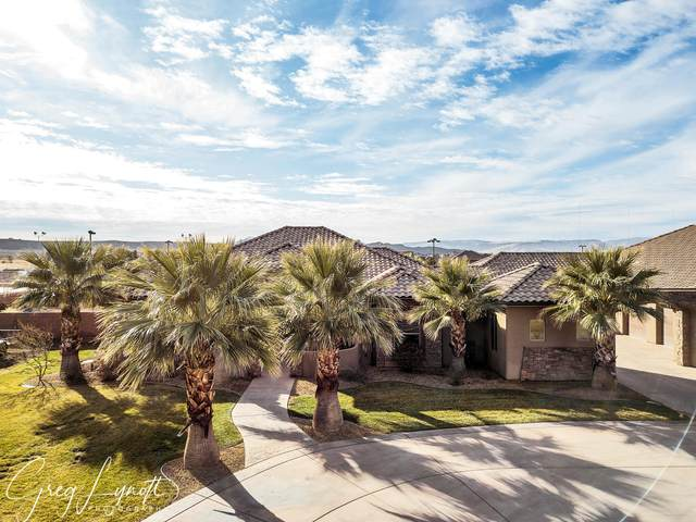 3352 E 2000 S, St George, UT 84770 (MLS #20-213872) :: Diamond Group