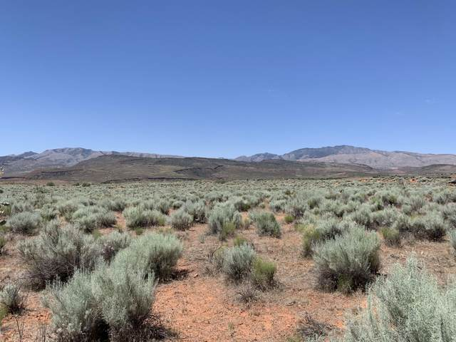TBD W Takala Trail #351, Ivins, UT 84738 (MLS #20-213874) :: Diamond Group
