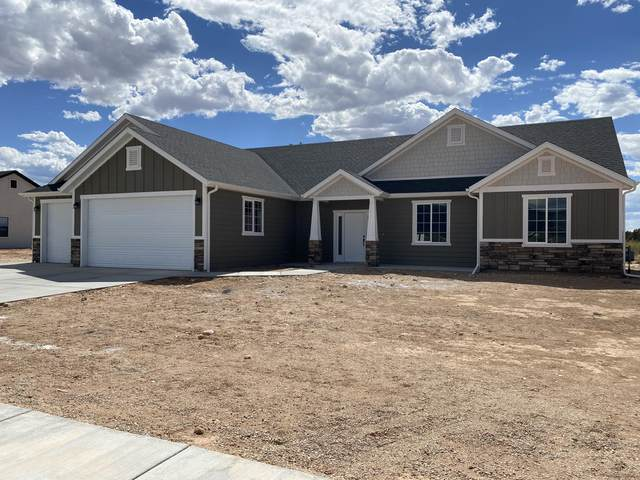 4583 N 2525 W, Cedar City, UT 84721 (MLS #20-213880) :: The Real Estate Collective