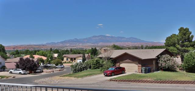 2326 Hillrise Ave, St George, UT 84790 (MLS #20-213881) :: The Real Estate Collective