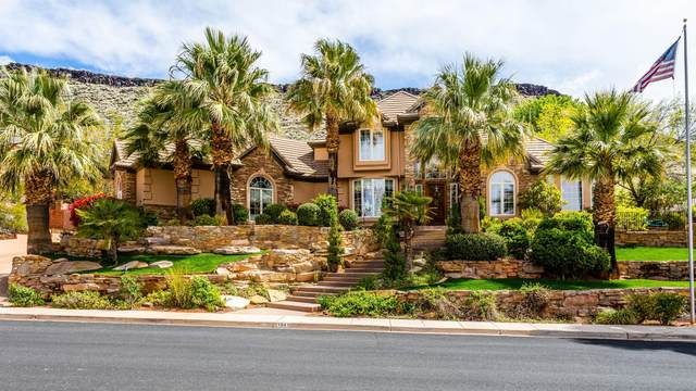 1041 W Shadow Point Dr, St George, UT 84770 (MLS #20-213891) :: Diamond Group