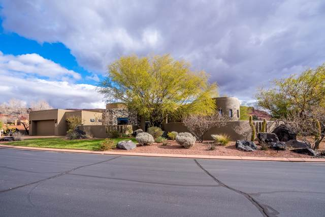 1500 E Split Rock #15, Ivins, UT 84738 (MLS #20-213901) :: The Real Estate Collective