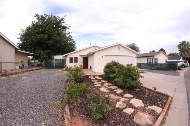 445 S 100 E, Ivins, UT 84738 (MLS #20-213905) :: Remax First Realty