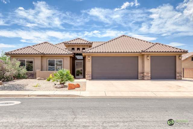 2468 S 4010 W, Hurricane, UT 84737 (MLS #20-213906) :: Remax First Realty