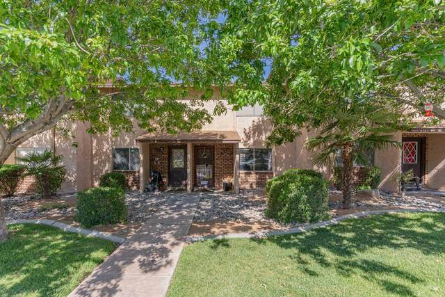 1007 N 1725 W #68, St George, UT 84770 (MLS #20-213918) :: The Real Estate Collective