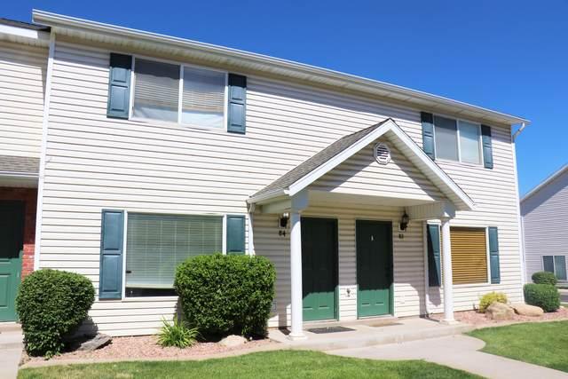 1148 N Northfield Rd #84, Cedar City, UT 84721 (MLS #20-213921) :: Remax First Realty