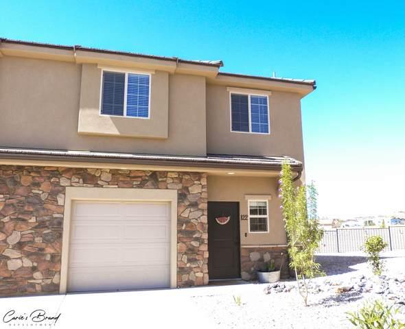 370 W Buena Vista Blvd #122, Washington, UT 84780 (MLS #20-213922) :: Remax First Realty