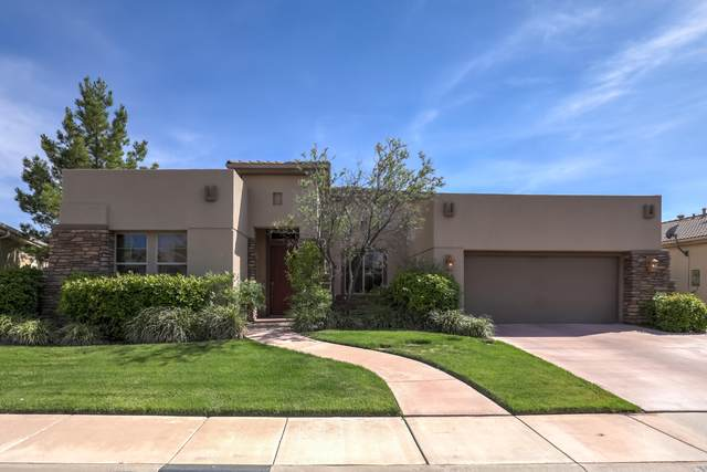 2240 W Sunbrook #13, St George, UT 84770 (MLS #20-213925) :: The Real Estate Collective