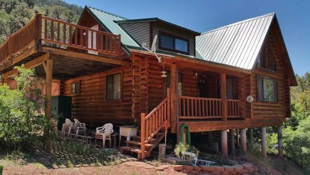 2868 Red Creek Rd, Paragonah, UT 84760 (MLS #20-213926) :: The Real Estate Collective