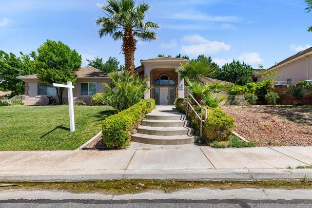 1090 W 70 Cir N, St George, UT 84770 (MLS #20-213944) :: The Real Estate Collective