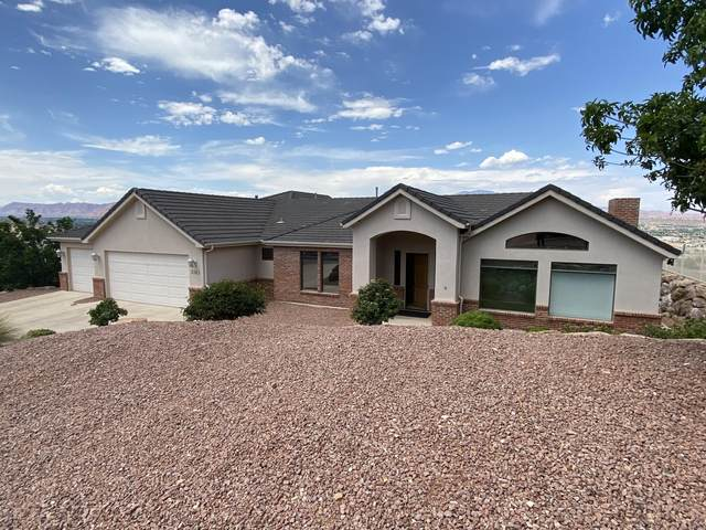 2363 Southgate Hills Dr, St George, UT 84770 (MLS #20-213985) :: Langston-Shaw Realty Group