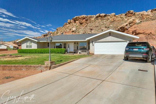 1078 E Witch Hazel, St George, UT 84790 (MLS #20-214000) :: Remax First Realty