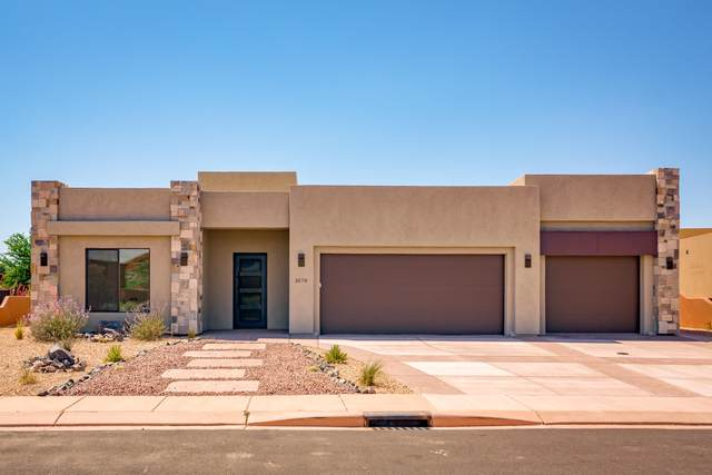 3278 S Red Rock Way, Hurricane, UT 84737 (MLS #20-214082) :: Diamond Group