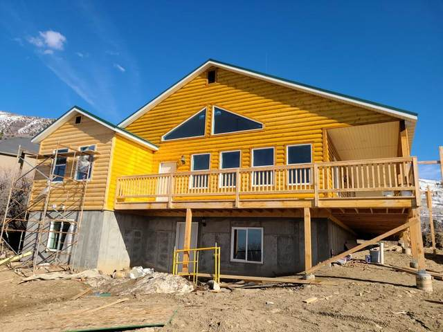 1145 E High Mountain View Cir, Cedar City, UT 84720 (MLS #20-214231) :: Red Stone Realty Team