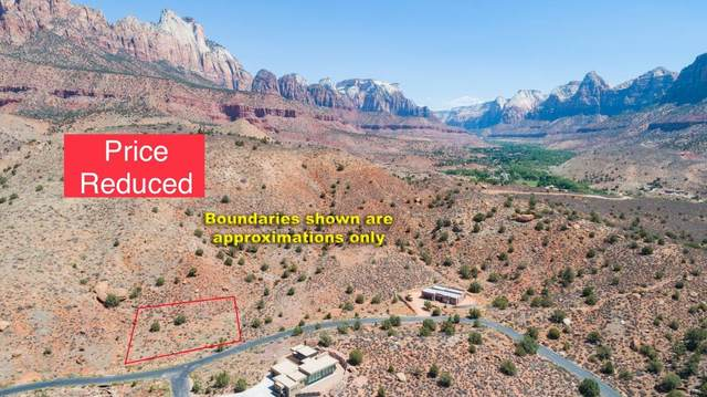 Lot 17 Anasazi Way, Springdale, UT 84767 (MLS #20-214251) :: Red Stone Realty Team