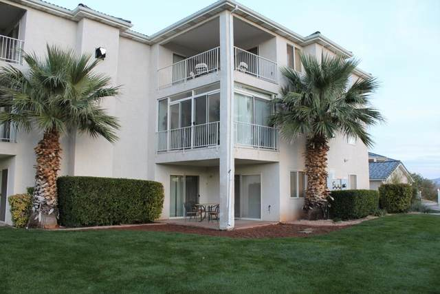 1845 W Canyon View Dr #1001, St George, UT 84770 (MLS #20-214366) :: Diamond Group