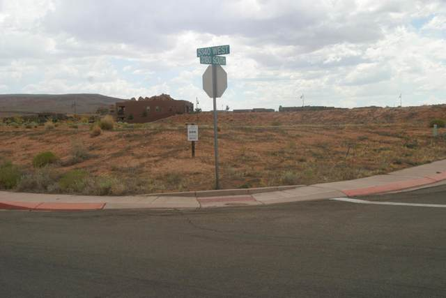 Lot #206 5340 W, Hurricane, UT 84737 (MLS #20-214435) :: Diamond Group