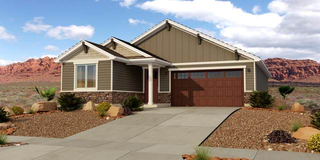 132 Matilda Lane, Springdale, UT 84767 (MLS #20-214482) :: Red Stone Realty Team
