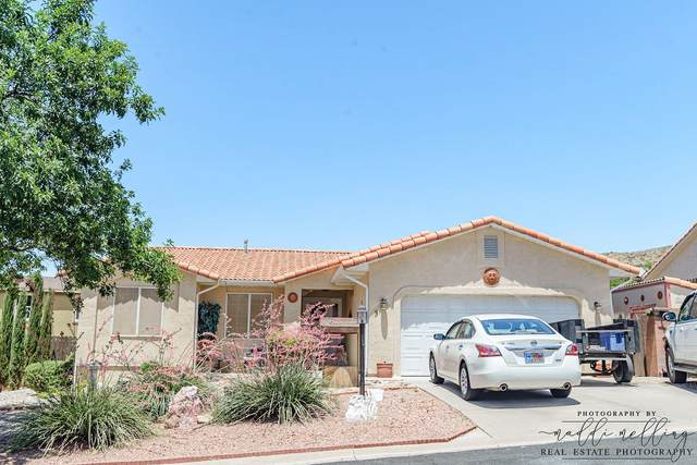5 Pearl St, La Verkin, UT 84745 (MLS #20-214492) :: Diamond Group