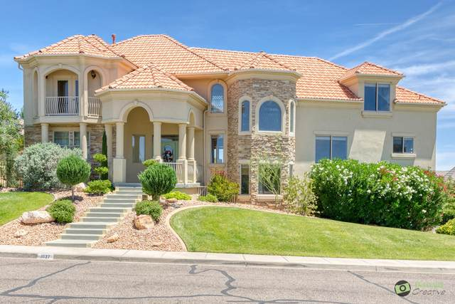 1037 S Golda Ave, St George, UT 84790 (MLS #20-214495) :: The Real Estate Collective