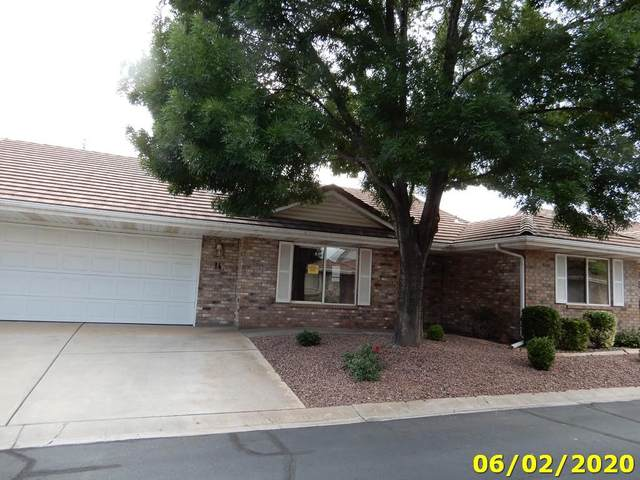 296 E 900 S #14, St George, UT 84770 (MLS #20-214535) :: St George Team