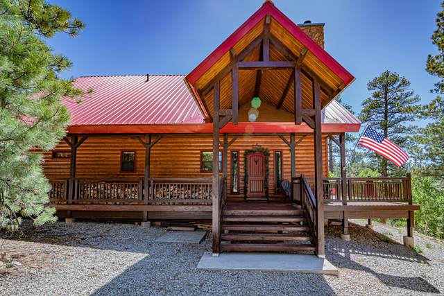 2280 E Knoll Rd, Duck Creek, UT 84762 (MLS #20-214569) :: Red Stone Realty Team