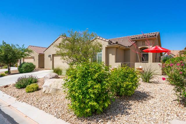 4771 Medallion Dr, St George, UT 84790 (MLS #20-214623) :: Diamond Group