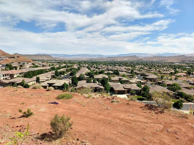 Lot 117 Castle Rock, St George, UT 84770 (MLS #20-214624) :: St George Team