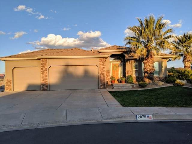 2879 S Rim Crest Dr, St George, UT 84790 (MLS #20-214643) :: St George Team
