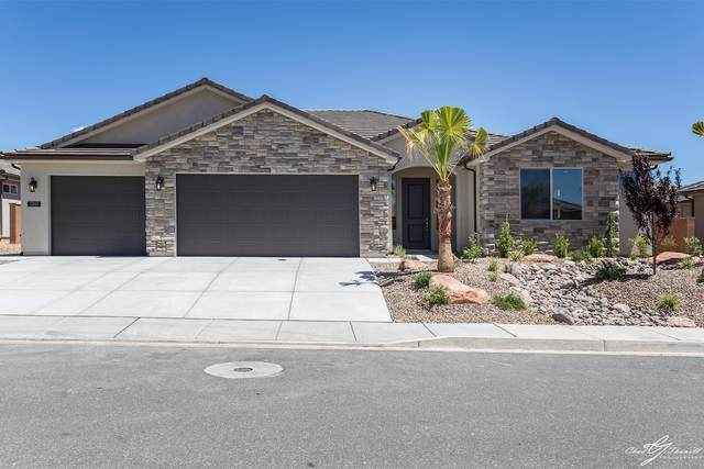 2040 N Vista Springs Dr, Washington, UT 84780 (MLS #20-214649) :: Diamond Group