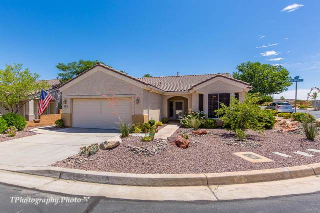 4521 Ash Springs Ln, St George, UT 84790 (MLS #20-214687) :: Diamond Group
