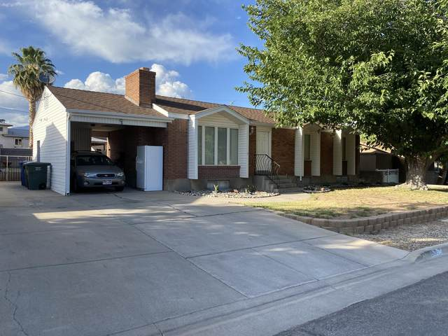 2095 E 575 N, St George, UT 84790 (MLS #20-214692) :: St George Team