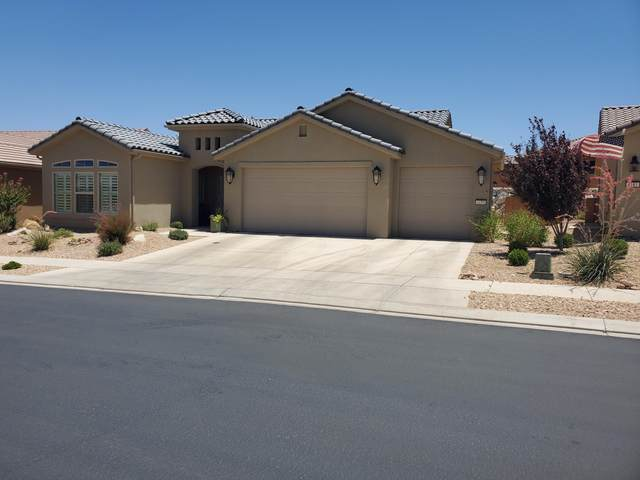4175 S Tawny Owl Dr, St George, UT 84790 (MLS #20-214722) :: Red Stone Realty Team