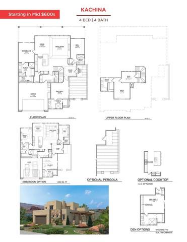 3235 S Retreat Dr, Hurricane, UT 84737 (MLS #20-214745) :: The Real Estate Collective