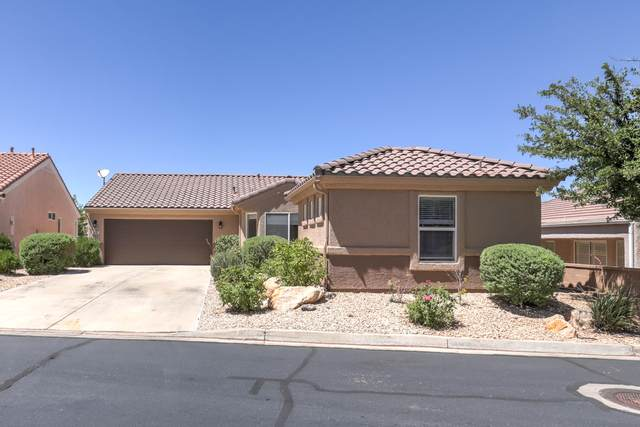 1670 W Warm River Dr, St George, UT 84790 (MLS #20-214749) :: Diamond Group