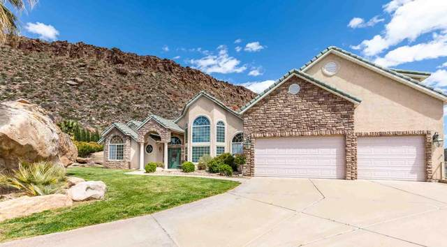 526 W Rio Virgin Dr, St George, UT 84790 (MLS #20-214805) :: Selldixie