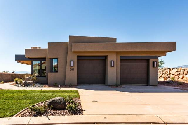 1355 E Snow Canyon Parkway #30, Ivins, UT 84738 (MLS #20-214809) :: Red Stone Realty Team