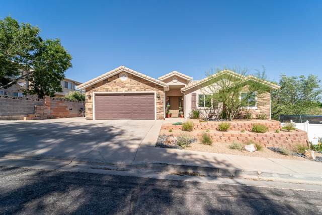 210 N 2790 E, St George, UT 84790 (MLS #20-214817) :: St George Team