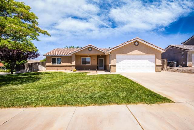 3540 W 290 N, Hurricane, UT 84737 (MLS #20-214823) :: St George Team