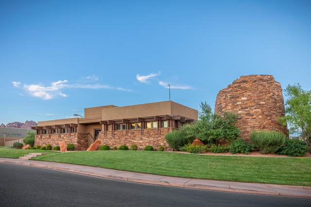 692 E South Wall Circle, Ivins, UT 84738 (MLS #20-214825) :: Red Stone Realty Team