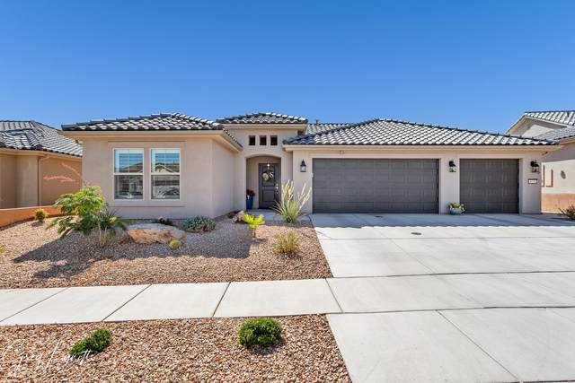 4231 S Painted Finch Dr, St George, UT 84790 (MLS #20-214854) :: Red Stone Realty Team