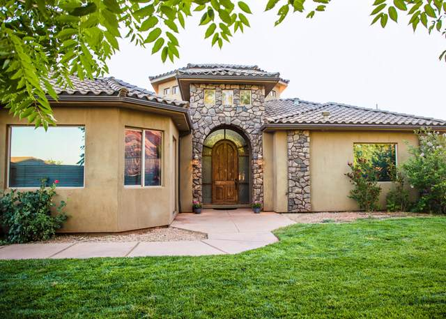 134 W 200 N, Ivins, UT 84738 (MLS #20-214885) :: The Real Estate Collective