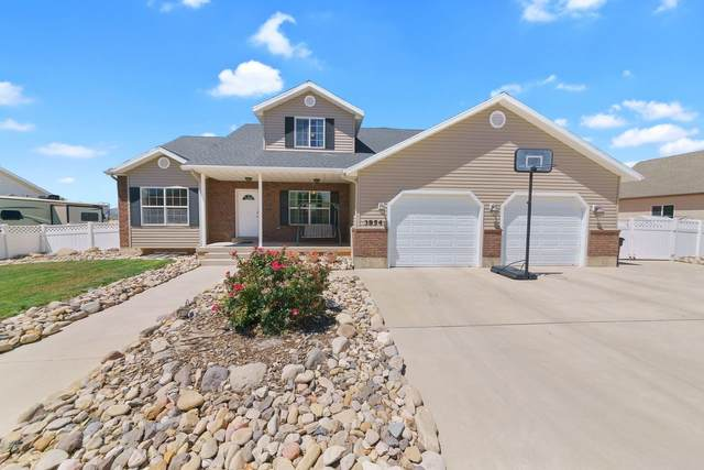 3854 W 1500 N St, Cedar City, UT 84721 (MLS #20-214895) :: The Real Estate Collective