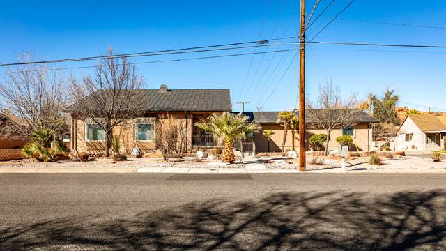 143 E 200 S, St George, UT 84770 (MLS #20-214911) :: John Hook Team