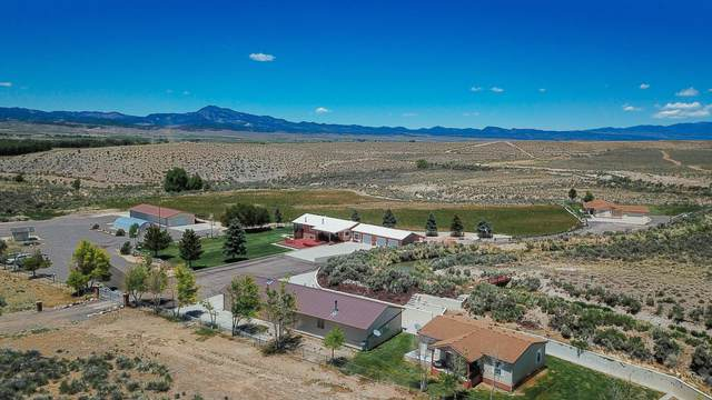 60 Whalen Way, Panguitch, UT 84759 (MLS #20-214918) :: Team SURGE @ KW St. George