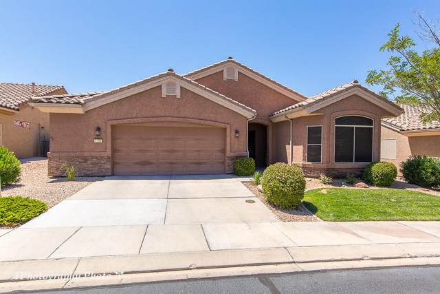 4248 S Magellan Dr, St George, UT 84790 (MLS #20-214921) :: Diamond Group