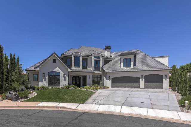 2568 Versailles Ct, St George, UT 84770 (MLS #20-214944) :: Selldixie