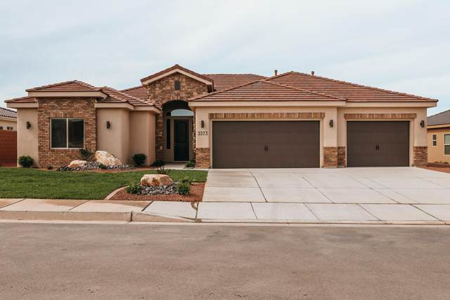 3373 E 2930 S, St George, UT 84790 (MLS #20-214952) :: Diamond Group